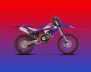 Nuova Edizione Limitata, Beta RR 50 2T Track – R, Beta RR 125 4T LC Motard – R e Beta RR 125 4T LC Enduro – R, disponibili a Firenze