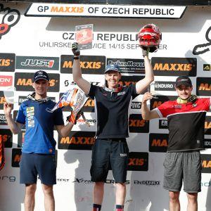 Enduro GP Repubblica Ceca: Doppio Successo Per Steve Holcombe e Brad Freeman Campione del Mondo nella E1