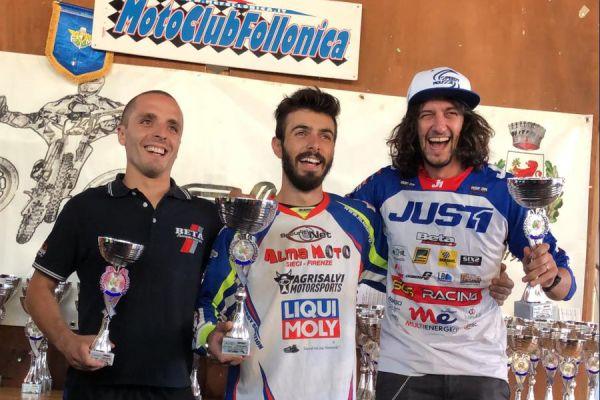 Alma Moto, un'altro successo per la Quinta prova di Campionato Toscano Enduro